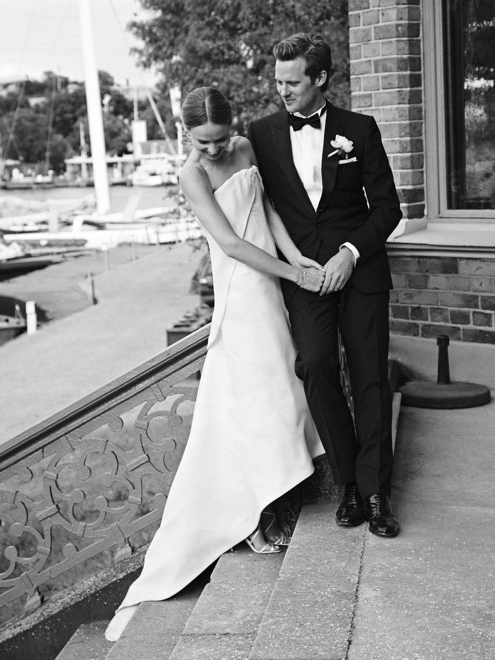 Stylecabin Simple bride wear 1