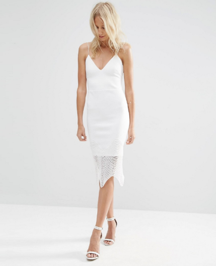 ASOS Deep Plunge Lace Trim Pencil Dress.png