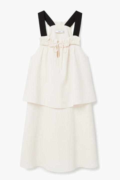 mango-dress stylecabin whattowear wimbledon stylecabinrunway