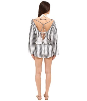 Vitamin A Swimwear Solana Romper Cover-Up stylecabin