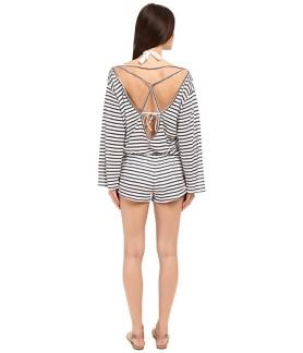 Vitamin A Swimwear Solana Romper Cover-Up stylecabin
