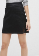 ASOS A-line Stretch Skirt.png