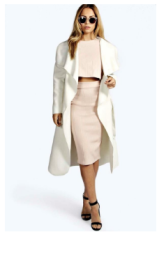 BOOHOO KATE BELTED SHAWL COLLAR COAT.png