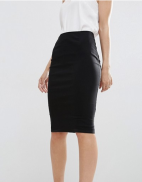 slim-fitted-skirt
