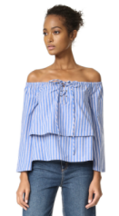J.O.A. STRIPE SHIRTING BLOUSE.png