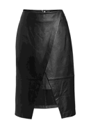 Lindex Wrap Leather Skirt.png