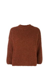 MASSCOB CREW NECK JUMPER