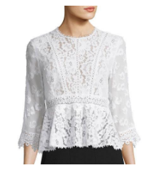REBECCA TAYLOR MIXED-LACE PEPLUM TOP.png