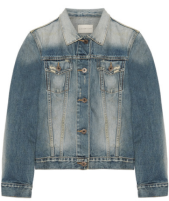 Simon Miller Keyes distressed denim jacket.png