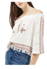 WOMEN'S TOPSHOP BARDOT EMBROIDERED TOP.png