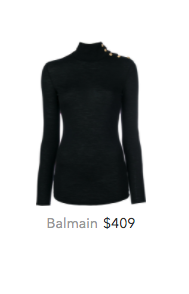 Balmain turtle neck black.png