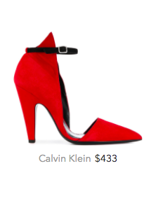 Calvin Klein red shoes.png